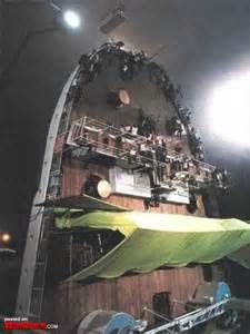 behind the scenes of the making of titanic - Yahoo! Image ...