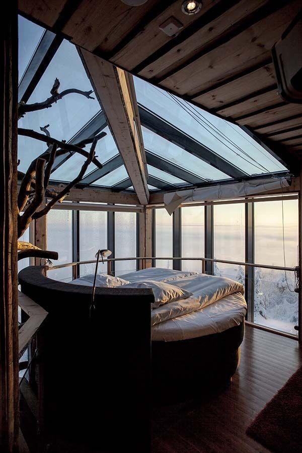 gentlemansessentials:Bedroom With A View Gentleman's Essentials
