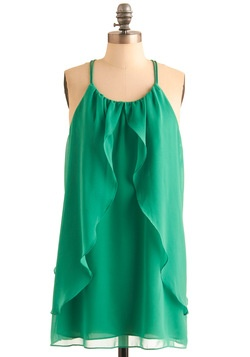Shamrock Wave Dress