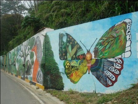 Murales la florida