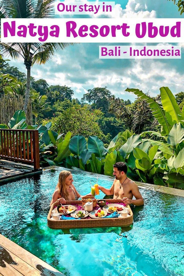 Our Stay In Natya Resort Ubud Bali Indonesia Bali Resort Ubud