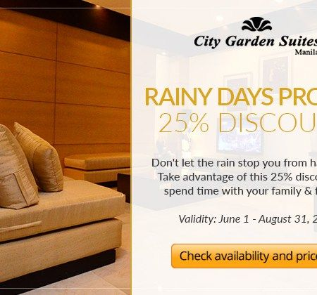 2 Main Reasons to Pick City Garden Hotels for Your Manila and Makati Stays