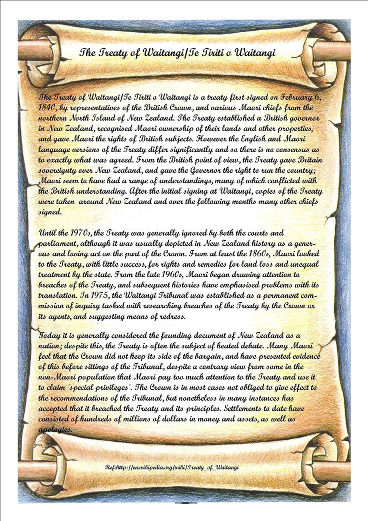treaty of waitangi images - Google Search