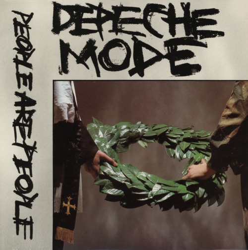 """Depeche Mode - """"People are People"""""""