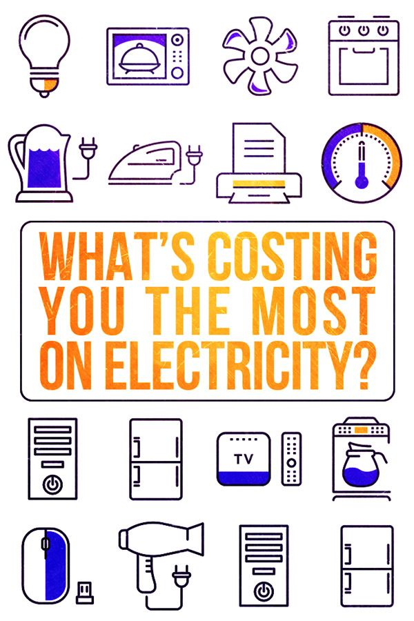 Is Your Water Heater Running Up Your Electric Bill Budget Dumpster Electricity Homemade Generator Home Improvement