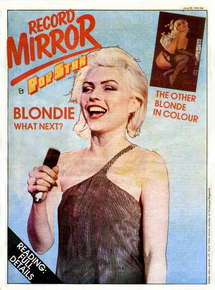 493 best deborah harry images on pinterest blondie