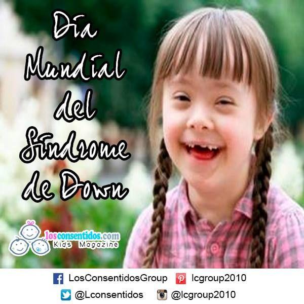 En diciembre del año 2011, la Asamblea General de las Naciones Unidas designó el Día Mundial del Síndrome para ser celebrado el día 21 de marzo. La fecha 21 de marzo (21/3), es un símbolo que recuerda la triplicación del cromosoma 21, llamado Síndrome de Down. No se sabe con exactitud la causa exacta del Síndrome de Down (afecta a uno de cada 800 bebés) ni hay forma de evitar el error de cromosomas que lo ocasiona.