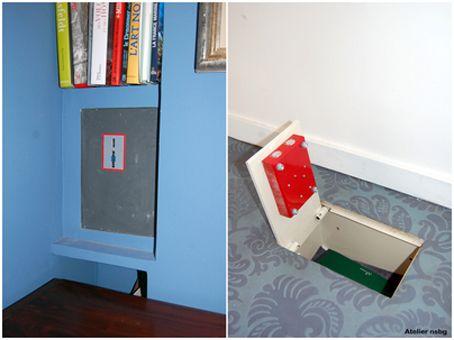 Un coffre-fort chez moi… pourquoi pas ?   Studio d'archi, le blog d'architecte de Nicolas Sallavuard