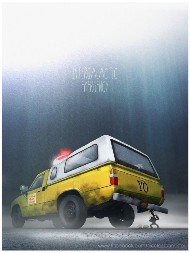 Quand des véhicules incarnent films, séries télé ou jeux vidéo... #02 - SerialButcher's Blog