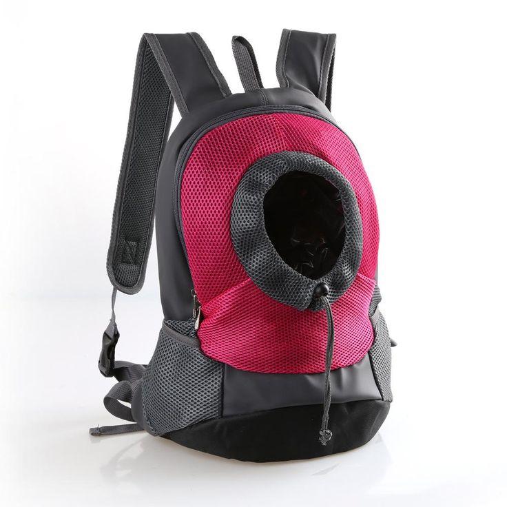 Pet Carrier Travel Backpack