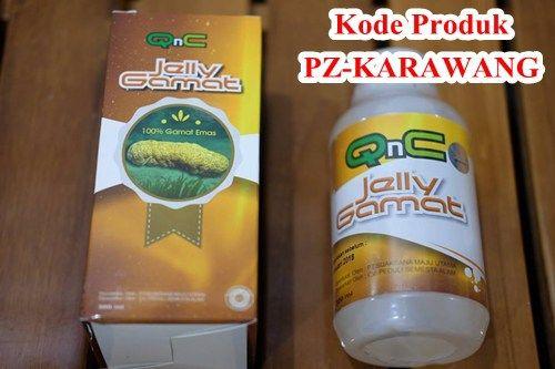 QnC Jelly Gamat Karawang