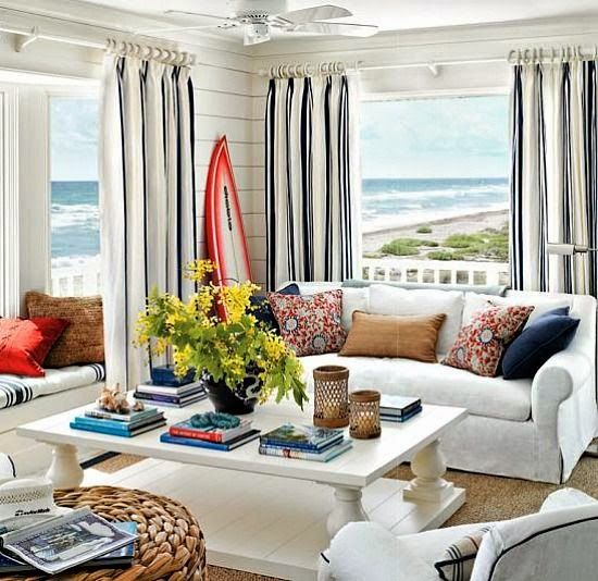 Living Room In Venice Fl: 17 Best Ideas About Surf Style Decor On Pinterest