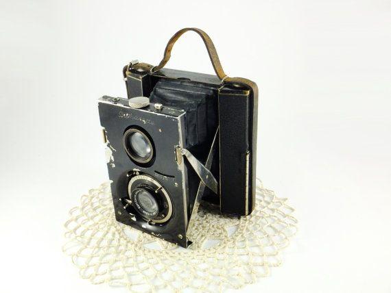 Bentzin PRIMARETTE Folding Camera PLANOVISTA by ContesDeFees