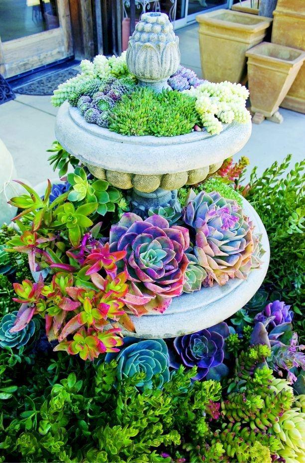 Fresh and beautiful backyard landscaping ideas 63