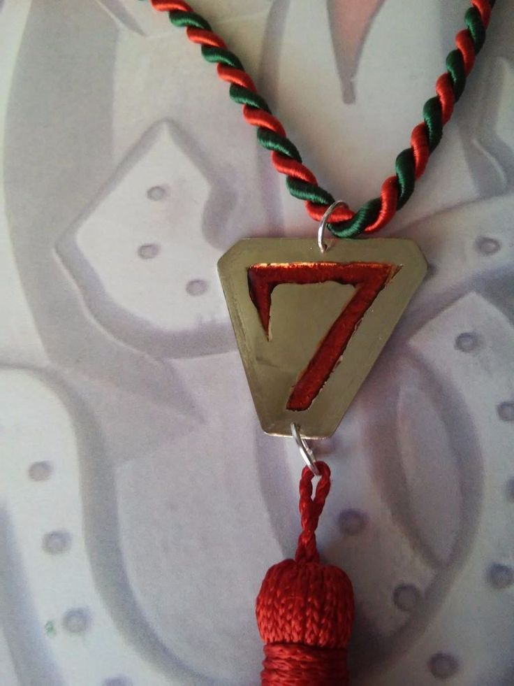 2017 lucky seven charm jackpot green red tassel enamel tinas creations silver