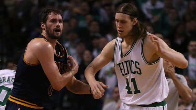 Kevin Love Is Out For The Conference Semifinals Kevin Love  #KevinLove