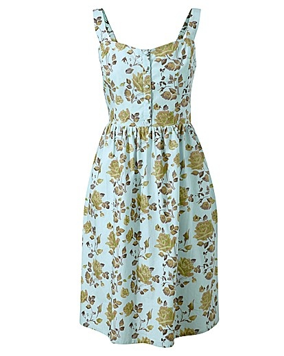 Joe Browns Flirty Floral Print Dress: http://www.simplybe.co.uk/shop/joe-browns-flirty-floral-print-dress/uk051/product/details/show.action?pdBoUid=7985 #SpringatSimplyBe