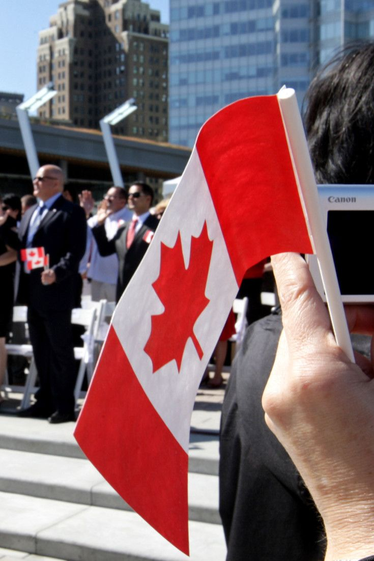 Could You Pass Canada's Citizenship Test? - notice similarities and differences to the United States government.