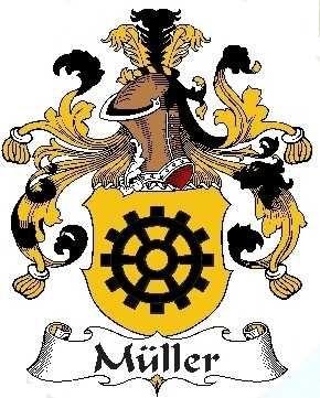 Muller coat of arms