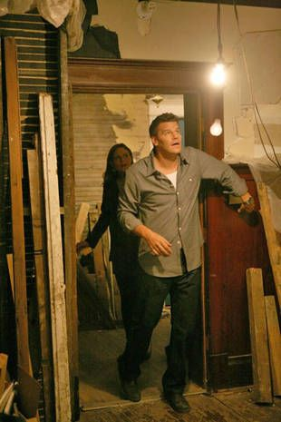 Bones Season 7 Spoilers! Fatherhood Troubles in Ahead for Booth?