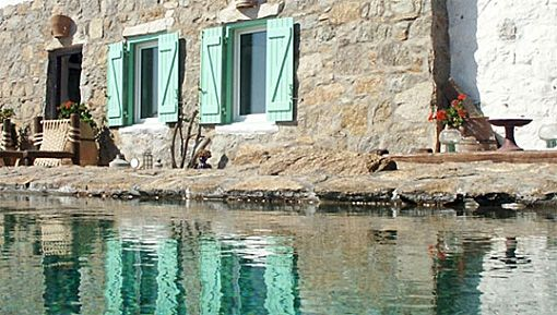 Modern Vacation Rentals Greece   boutique-homes.com