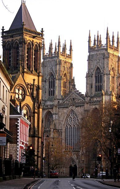 York on a winters morning, England | by Wilamoyo