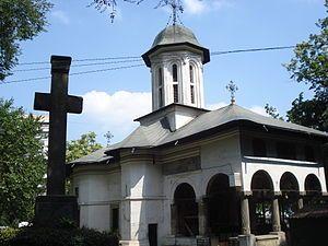 Biserica SLOBOZIA,Str. LEON VODA NR.3, BUCURESTI