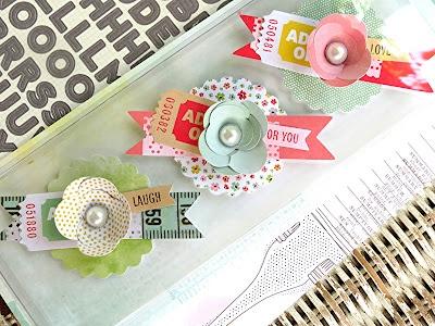 :)Crafts Ideas, Cards Ideas, Diy Crafts, Homemade Flower, Scrappy Flower, Idée Scrap, Scrapbook Layout, Scrapbook Embellishments, Crafty Flower