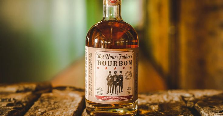 The beloved hard root beer and hard soda brand Not Your Father's is getting into the hard liquor business with a vanilla flavored bourbon.