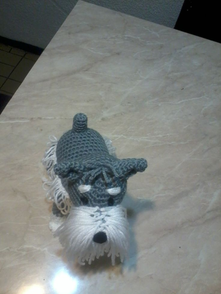 25 best Patrones Amigurumi de Perros images on Pinterest | Patrones ...