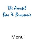 Amstel Bar & Brasserie De Amstel Bar & Brasserie is een charmante uiting van relaxte nautische elegantie, geïnspireerd door de voortdurende parade van zeilboten, water taxi's, roeiboten en sloepjes. De menukaart volgt de seizoenen met simpele brasserie-stijl gerechten, waardoor de Amstel Brasserie de uitgelezen plek is voor een rustige lunch of diner of een drankje.