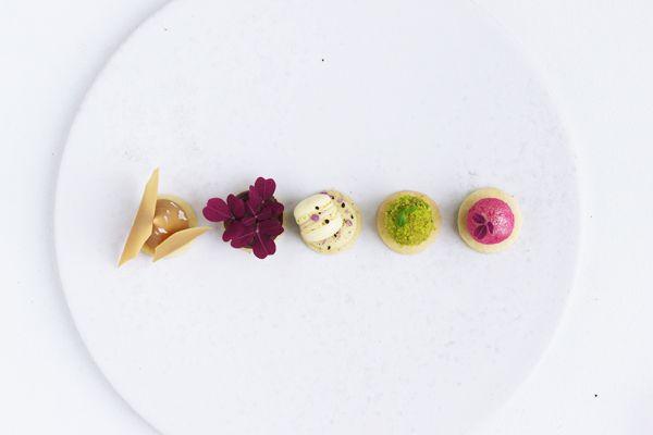 Nytår dessert tapas