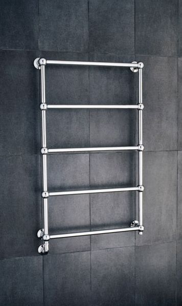 Hydrotherm heated towel rack; I basically want our bathroom to be a spa. Heated towels anyone?