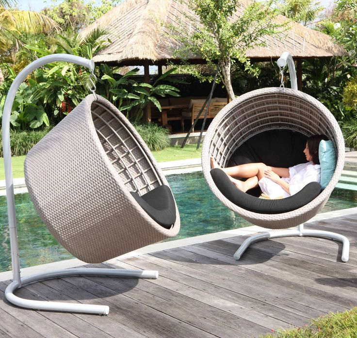 Hanging Pod Chairs U0026 Garden Hanging Chair With Leading Skyline Design For  Your Garden And Outdoor Space At Posh Garden Furniture.