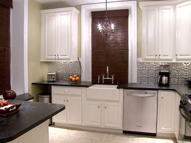 Find This Pin And More On Tin Backsplash