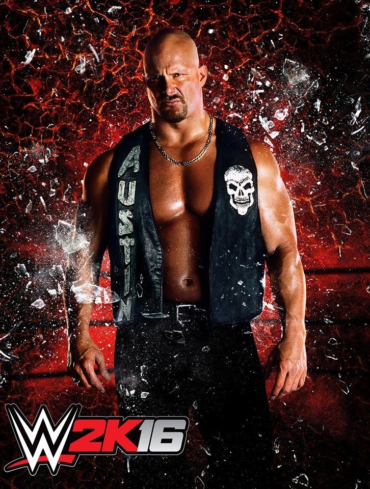 """""""Stone Cold"""" Steve Austin- 6 Time WWF World Heavyweight Champion/ WWF Champion, 2 Time Intercontinental Champion, 4 Time WWF World Tag Team Champion (Shawn Michaels, Dude Love, The Undertaker & Triple H), 1 Time Million Dollar Champion, 1996 King Of The Ring, 3 Time Royal Rumble Winner (1997, 1998 & 2001), 2 Time WCW United States Heavyweight Champion, 2 Time WCW World Television Champion & 1 Time WCW World Tag Team Champion"""