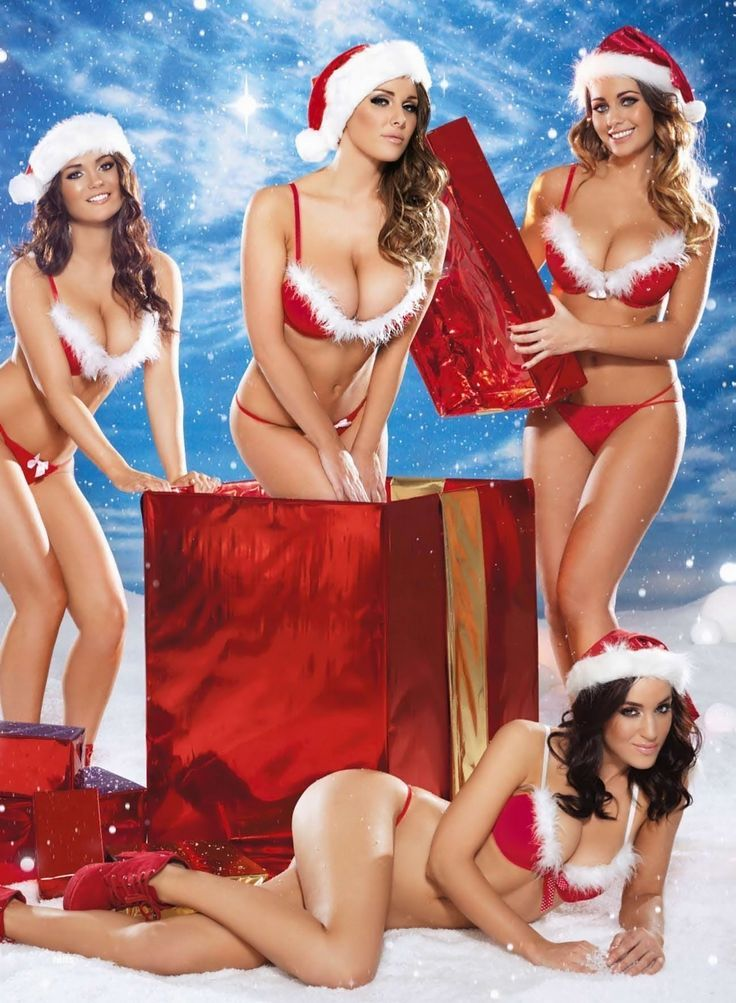 "( CHRISTMAS ⛄ GIRLS ❄ 2016   ) ❄  ❄  Lucy Katherine Pinder - Tuesday, December 20, 1983 - 5' 5"" 32-24-34 - Winchester, Hampshire, England. & ❄  Rosie Jones - Thursday, July 19, 1990 - 5' 7"" 123 lbs 30F 24-35 - Sunbury-on-Thames, UK."