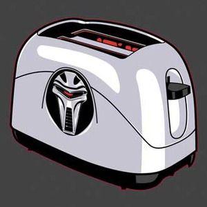 Battlestar Galactica Cylon Toaster T-Shirt