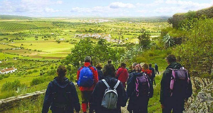 Portalegre com 290 quilómetros de percursos pedestres