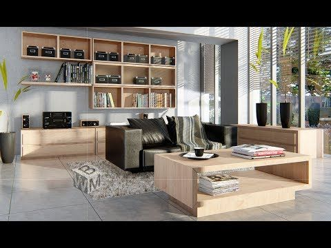 LUMION 8 - HOW TO RENDER INTERIOR OF A LIVING ROOM - YouTube