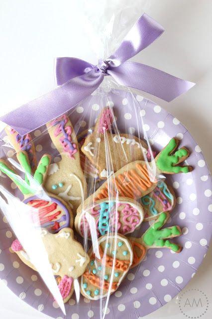 Galletas de pascua Easter cookies