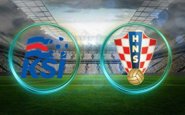 Prediksi Bola Iceland vs Kroasia 12 Juni 2017
