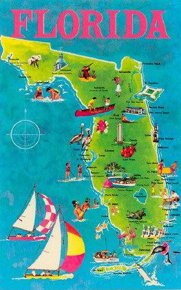 florida state map Google Search Florida where I want