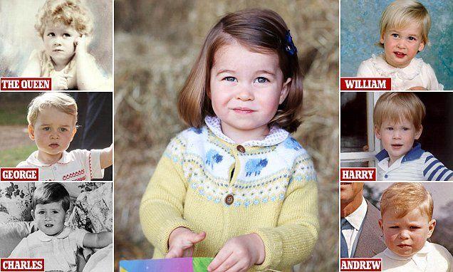 So Who Does Princess Charlotte Look Like Princess