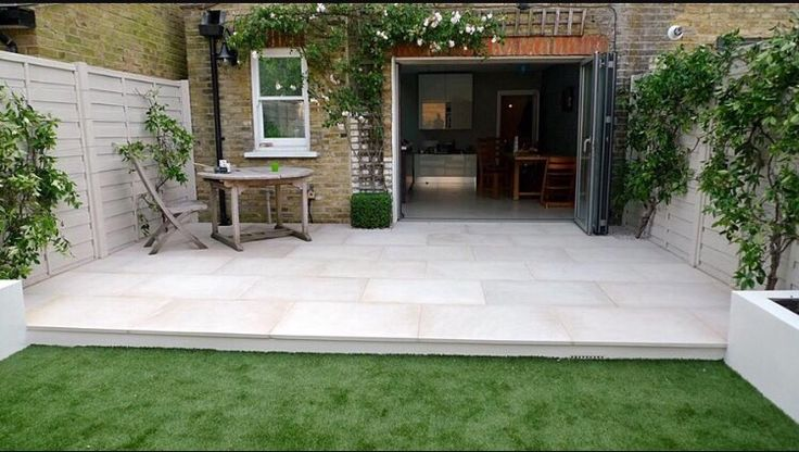 14 best Garden images on Pinterest Gardening, Backyard patio and - cout extension maison 20m2