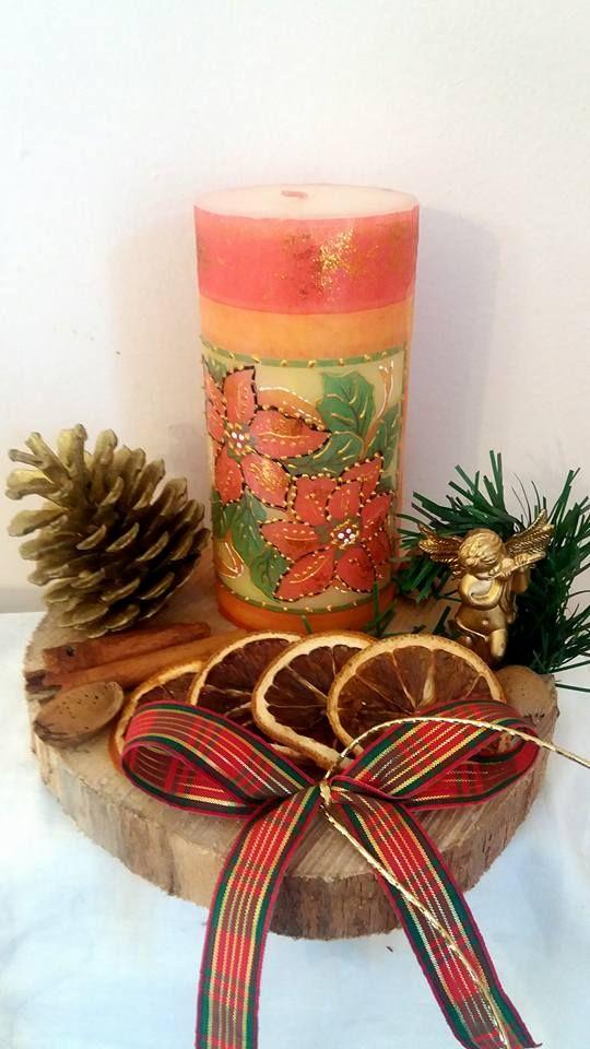 Αρωμα βανιλιας για την Υπεροχη γιορτη των Χριστουγεννων !!