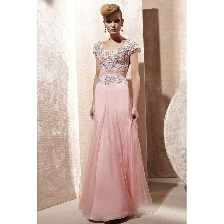83 best Modest prom dresses images on Pinterest   Modest prom gowns ...