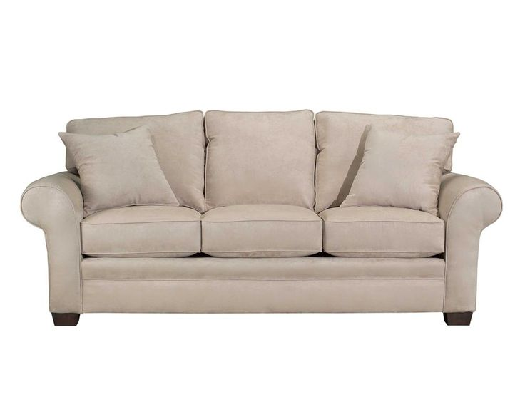 Zachary Upholstered Sofa By Broyhill Furniture