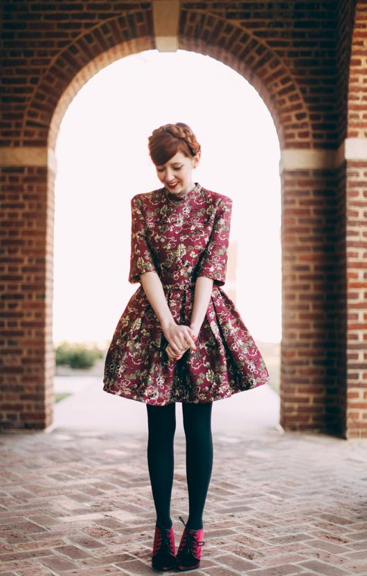 The Clothes Horse: Outfit: Fairytales