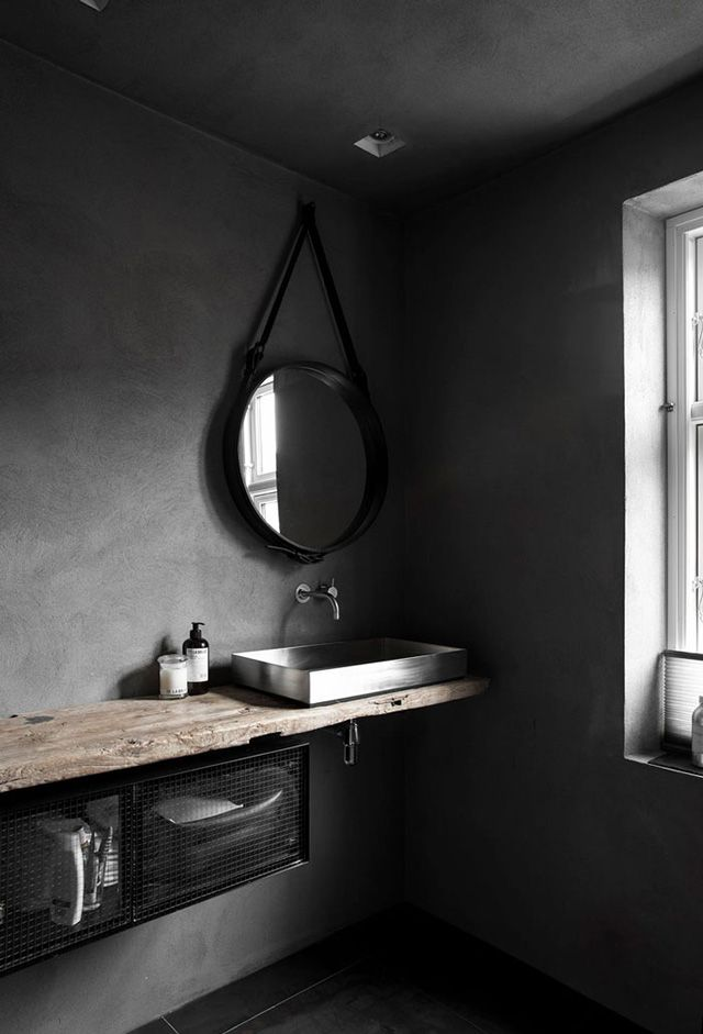 Creating Bathrooms with Texture   Contrast